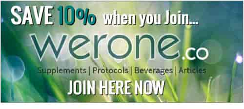 Join Werone and Save 10%