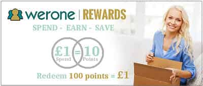 Join Our Rewards Scheme and Save Each Time You Buy